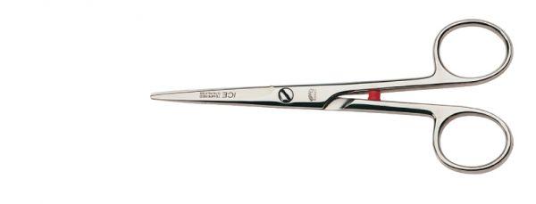 Haarschere, 130 mm Profimodell, Edelstahl eisgehärtet