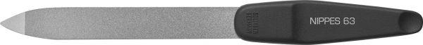 Saphirfeile grob-fein, 16 cm , verchromt